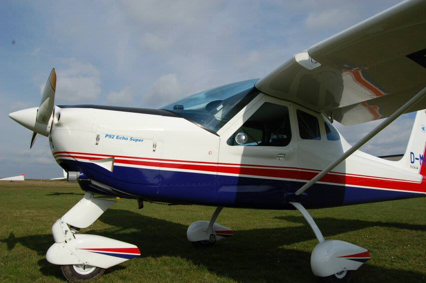 Tecnam P92 Echo Super