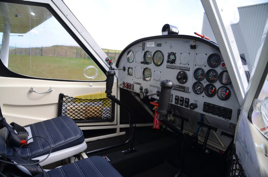 Tecnam P92 Echo Light